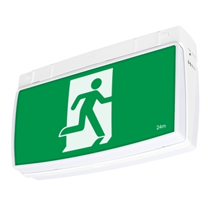 Picture of ONE-BOX LED Exit Sign (19874/05) Brilliant Lighting