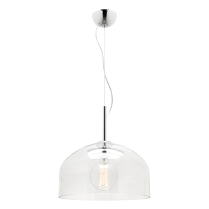 Picture of Mona 1 Light Glass Pendant (MP8621) Mercator Lighting