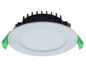 Picture of Tradetec Blitz-13 Round 13W LED Dimmable Downlight in White Martec Lighting