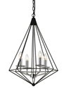 Picture of Delgany 4 Lights Pendant Telbix Lighting