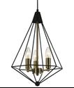 Picture of Delgany 3 Lights Pendant Telbix Lighting