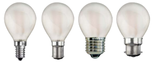 Picture of 4w Fancy Round Frosted Dimmable Filament LED Lamps