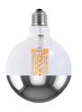 Picture of 8W G125 Silver Crown LED Dimmable Lamp