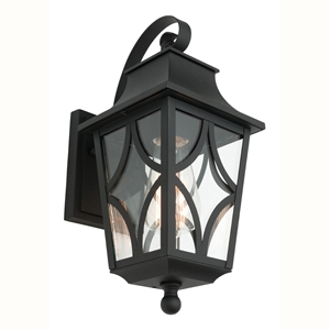 Picture of Maine Large Exterior Wall Light (MX88011L) Mercator Lighting