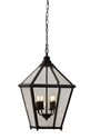 Picture of Modern Stylish Hanging 4 Lights Lantern (HL-PD9015-4) Robert Kitto
