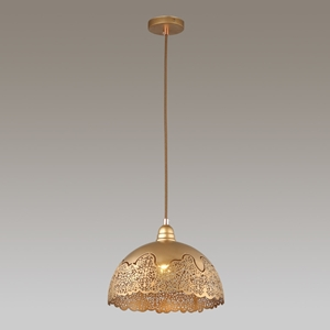 Picture of Classic 1 Light Pendant (8212-1P)