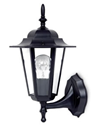 Picture of Byron Small Up- Facing Exterior Coach Light ( HW41U) Hermosa Lighting