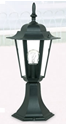 Picture of Byron Exterior Pillar Mount Light (HW51PM) Hermosa Lighting