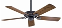 """Picture of Element ll Outdoor IP44 52"""" Ceiling Fan (24324 ) Hunter Fan"""