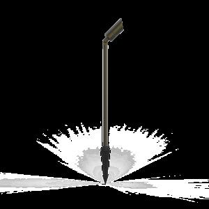 Picture of Hydra 600mm Adjustable Spike Spotlight (AQL-413) Aqualux Lighting