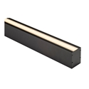 Picture of Deep Square Up & Down Black Aluminium Profile (HV9693-6080-BLK) Havit Lighting