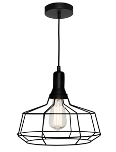 Picture of Cage 1lt Large Pendent Cougar Lighting