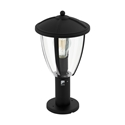 Picture of Comunero 2 Exterior Pillar Mount Light (97337) Eglo Lighting