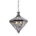 Picture of Diamond Shape 4 Light Lantern (PD0074P) Robert Kitto