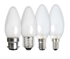 Picture of Pearl Dimmable 4w Candle LED dimmable full glass lamps