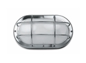 Picture of 316 Stainless Steel Stainless Guard Bulkhead (LJ6002-SS) SuperLux Lighting