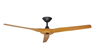 """Picture of Radical DC Fan with Polymer Blades 1524mm (60"""" )-6 speed remote with reverse function Hunter Pacific"""