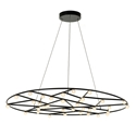 Picture of Camden Black LED Pendant (Camden PE6-BK) Telbix Lighting
