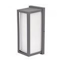 Picture of Duralite 15W LED Zen Double Insulated Bulkhead Vertical Eyelid (DUW8000) Superlux