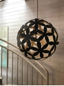 Picture of Newbach Black Pendant Fiorentino Lighting