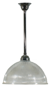 "Picture of Aston Small 1 Light Rod Pendant (Aston/Claredon/12"") Lighting Inspirations"