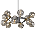 Picture of Annabel 12 Light Pendant (Annabel PE12-BK) Telbix