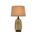 Picture of Morton Table Lamp (Morton TL-GD/CRM) Telbix