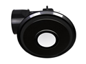 Picture of Emeline II Small Round Exhaust Fan (BE340ESP) Mercator Lighting