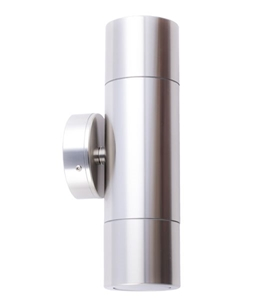 Picture of Exterior 316SS 240V Up/Down Wall Pillar Light (PGUDSS) CLA Lighting