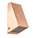 Picture of Exterior Copper 240V Wall Wedge (WEDGEGC) CLA Lighting