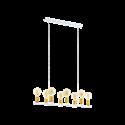 Picture of Adri 2 8 Light Pendant (97448) Eglo Lighting