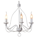 Picture of Candice Traditional 3 Light French Candelabra Pendant (DO2191/P3) MDA Lighting