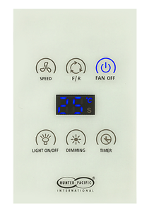 Picture of DC Fan Wall Control (DCWC240) Hunter Pacific