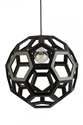 Picture of Banega 50CM Timber Pendant (BANEGA-50) Fiorentino Lighting