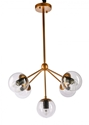 Picture of Klesh 5 Light Cluster Pendant (KLESH-5C) Fiorentino Lighting