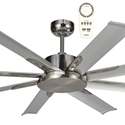 "Picture of Albatross 65"" DC Industrial Style Ceiling Fan And Remote Martec"