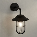 Picture of Davenport Wall Lantern (F3291-BL) Superlux