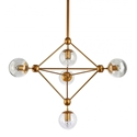 Picture of Klesh 5 Light Pendant (KLESH-5) Fiorentino Lighting