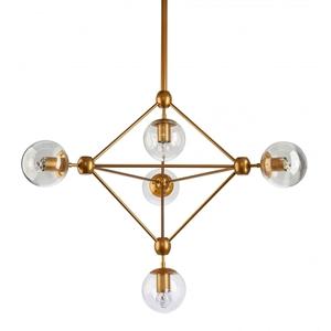 Picture of Klesh 5 Light Pendant (KLESH-5) Fiorentino Lighting
