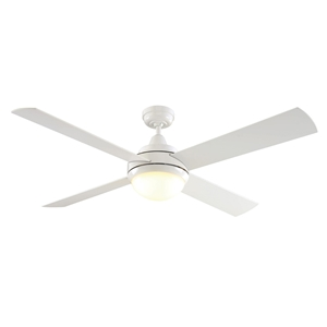 Picture of Caprice DC 1300 Ceiling Fan with LED Light (FC263134) Mercator Lighting