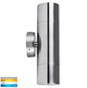 Picture of Exterior 316SS 240V Up/Down Wall Pillar Light With LED Globes (HV1005T) Havit Lighting