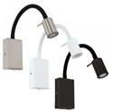 Picture of Tazzoli LED Flexi Arm Wall Light With switch and USB Slot ( 96566,96567,202779) Eglo Lighting