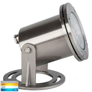 Picture of Onder Submersible 316SS Pond Light With 5W LED Globe (HV1491T) Havit Lighting