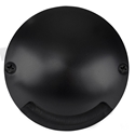 Picture of DOME Black Aluminium LED One Way Deck Light (HV2871-BLK) Havit Lighting