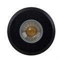 Picture of Elite Black Aluminium 3W LED Deck or Inground Light (HV2881-BLK) Havit Lighting