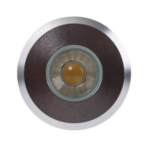 Picture of Elite Aluminium 3W LED Deck or Inground Light (HV2881-SLV) Havit Lighting