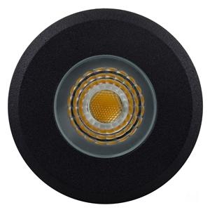 Picture of Elite Black Aluminium 5W LED Deck or Inground Light (HV2882-BLK) Havit Lighting