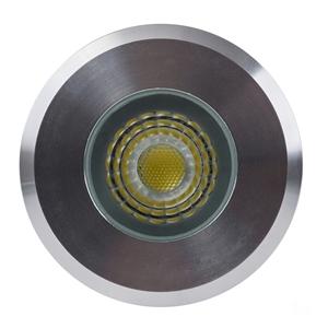 Picture of Elite Aluminium 5W LED Deck or Inground Light (HV2882-SLV) Havit Lighting