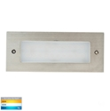 Picture of Bata Exterior 316SS Recessed Open Face 12V 3W LED Bricklight (HV3007T-316SS-12V) Havit Lighting