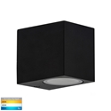 Picture of Accord Exterior Black Fixed Down Wall Light (HV3631T-BLK) Havit Lighting